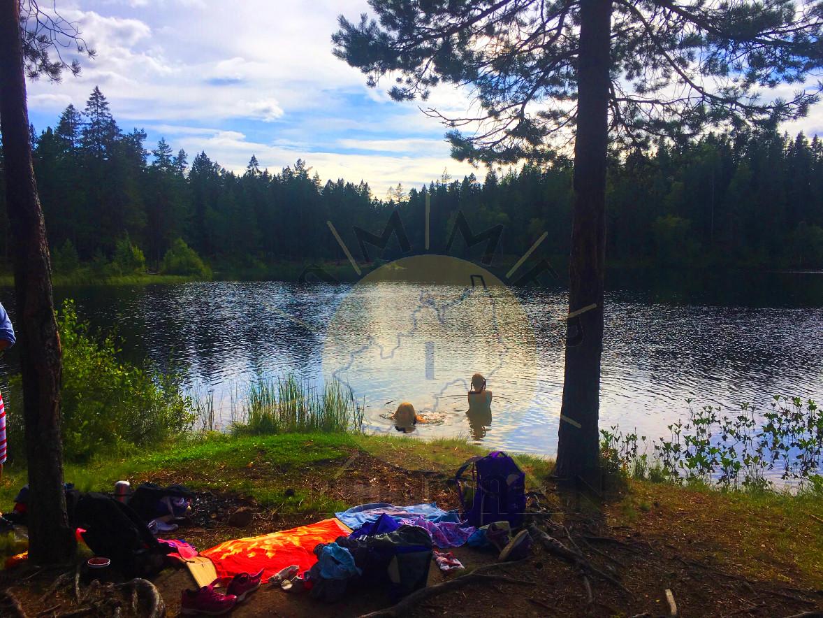 Rundtur i Lillomarka – 10 vann og 10 kilometer