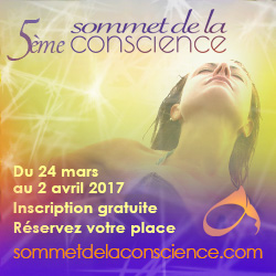Sommet de la Conscience 250x250