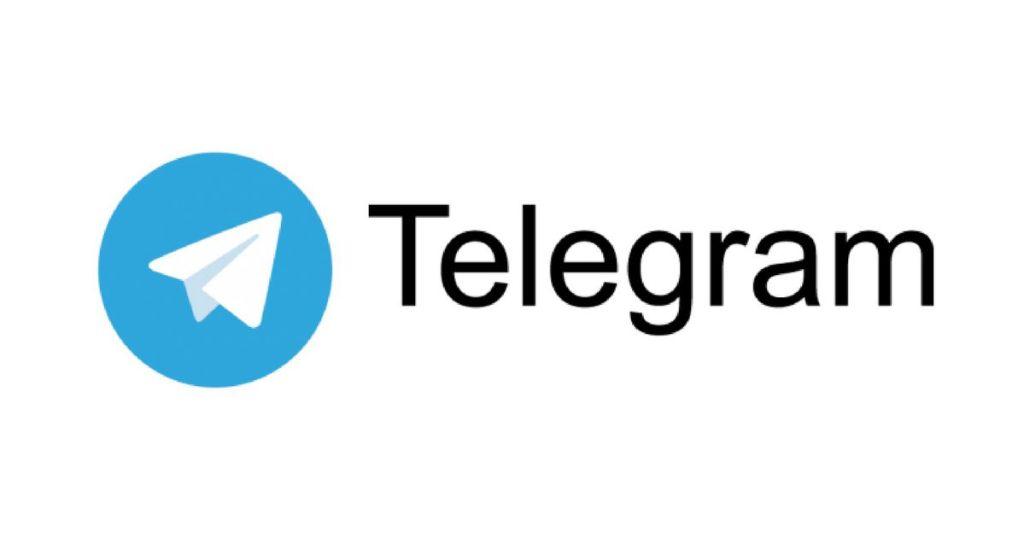 Telegram Logo. Social Media trends