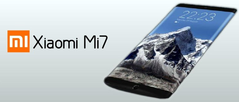 Xiaomi Mi 7 all new features never seen before coming soon.