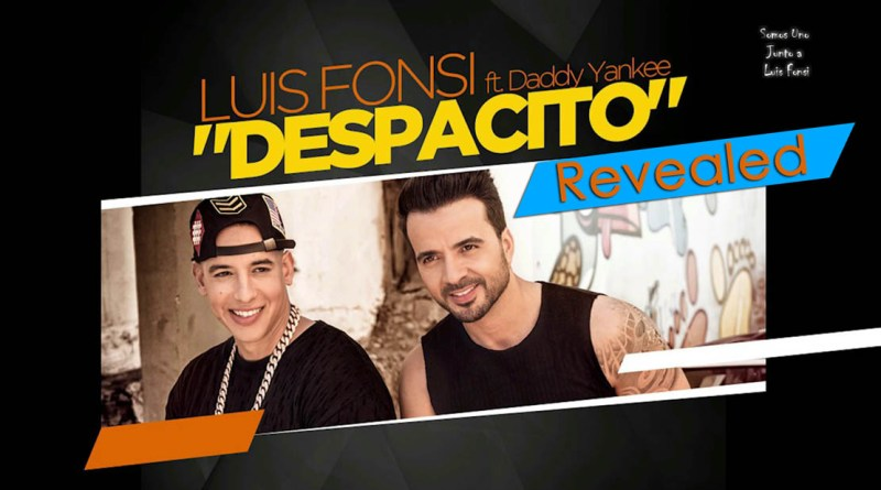 Despacito -Some Jaw dropping facts.