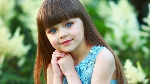 Beautiful Russian baby
