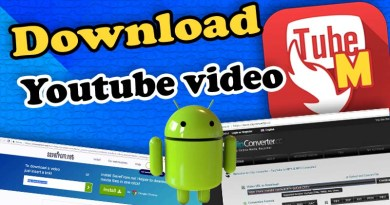 How to Download YouTube Video and mp3 on your Android Phone