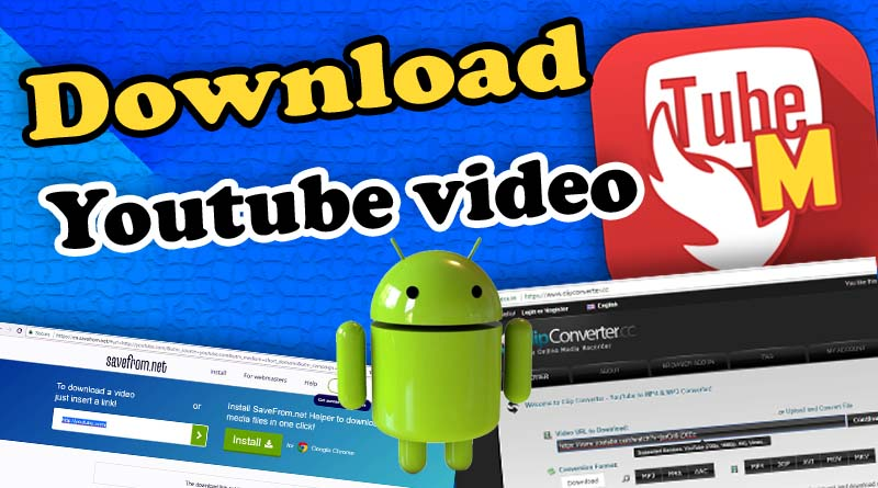 youtube downloader for android online