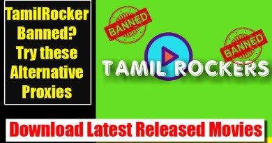 Tamilrockers re Download Hindi, English, Telugu Dubbed Movies