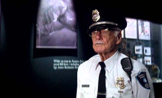 Stan Lee cameo Captain America The Winter Soldier