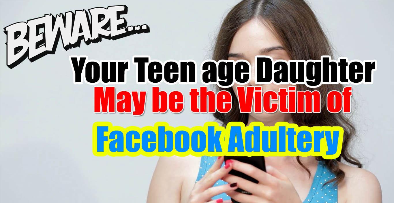 Facebook profile nude