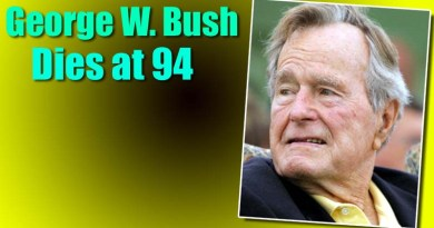 George H.W. Bush president of U.S.dies at 94