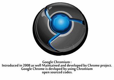Chrome vs chromium Googel Chromium
