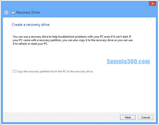 Create-a-recovery-drive