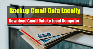 Backup-Gmail-Data-on-Local-computer-to-access-offline