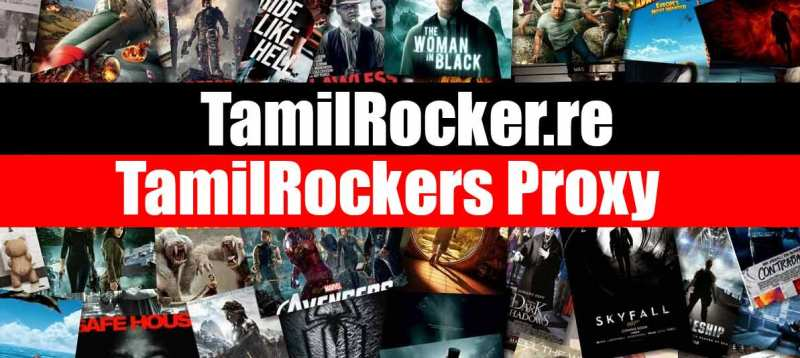 Tamilrockers New Domain