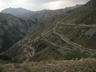 Road to Son Kul (11)