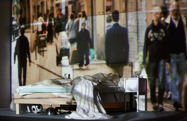 L'habitació blava - Teatre Romea - (c) Felipe Mena