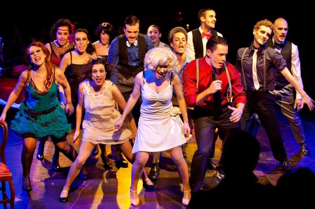 The wild party - Teatre Gaudí - (c) Xavi Montojo.