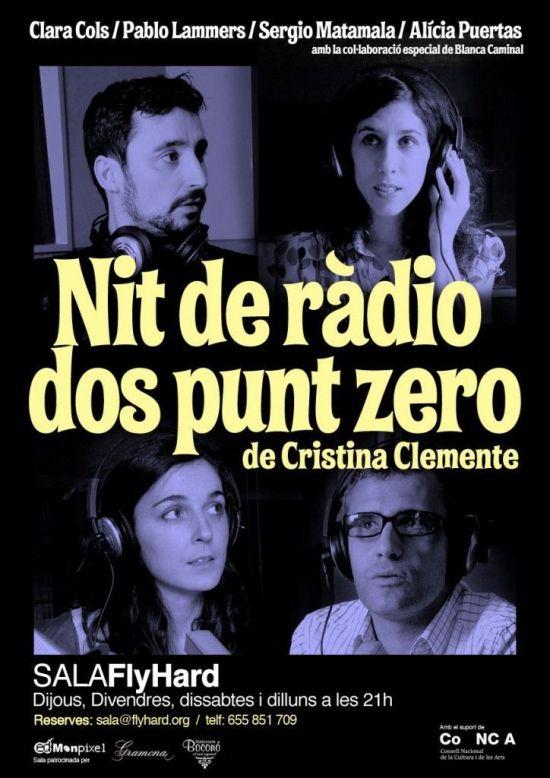Nit de ràdio dos punt zero