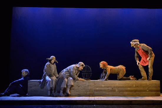 El coloquio de los perros - Joglars - (c) David Ruano