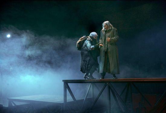El rei Lear - Teatre Lliure - (c) Ros Ribas
