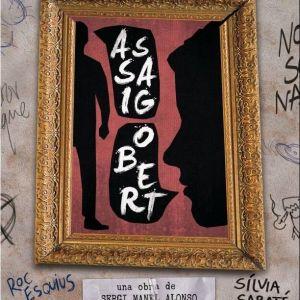 Cartell de l'espectacle Assaig obert - Companyia 11 de novembre