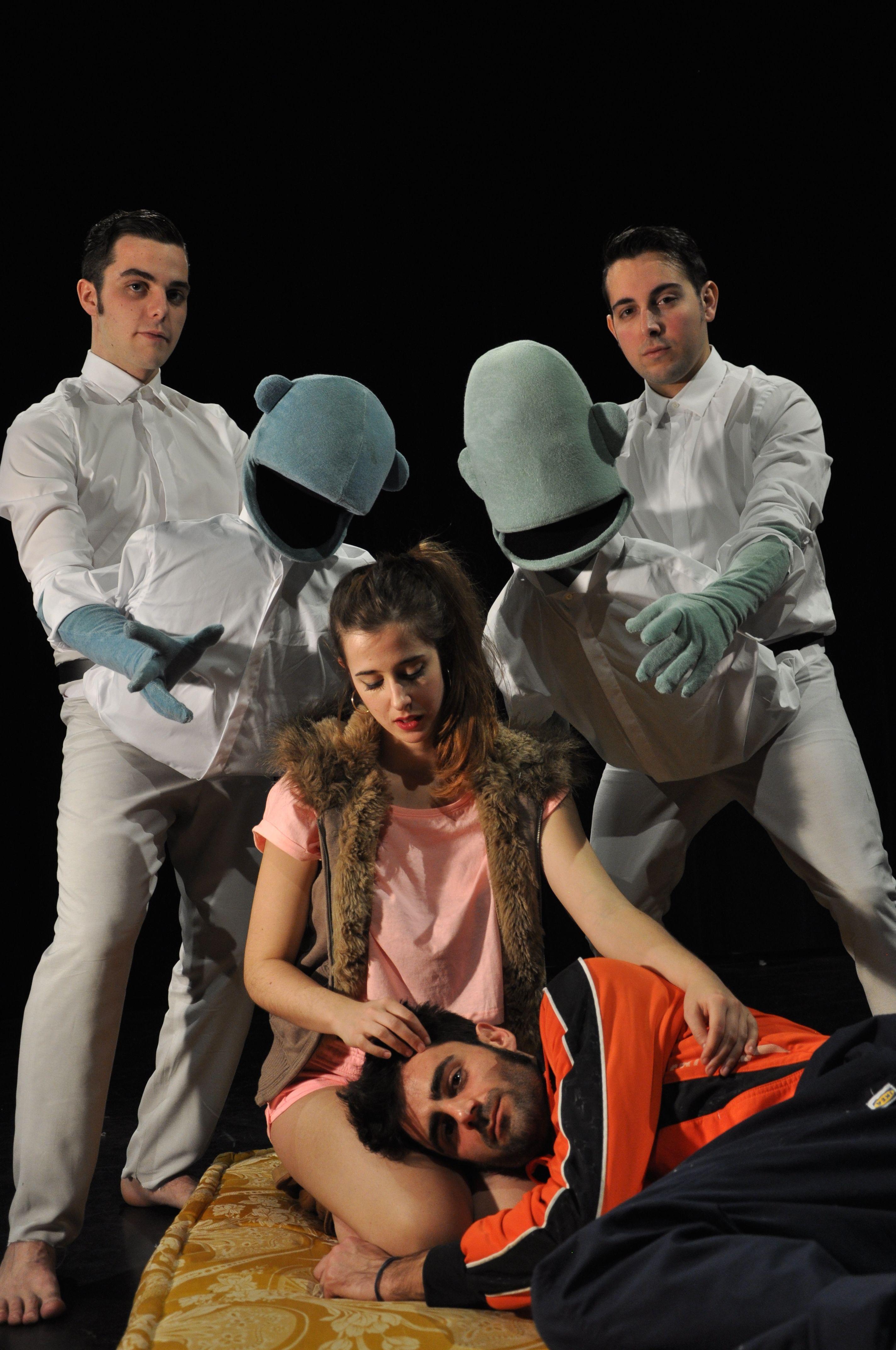 Woyzeck caducat - Teatre Tantarantana