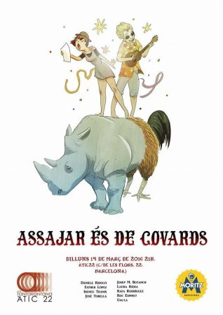 Assajar és de covards - (c) Roc Espinet