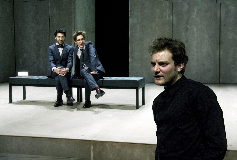 Hamlet - Teatre Lliure - (c) Ros Ribas