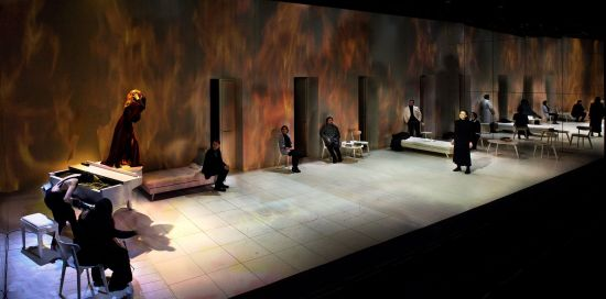 Jane Eyre - Teatre Lliure - (c) Ros Ribes