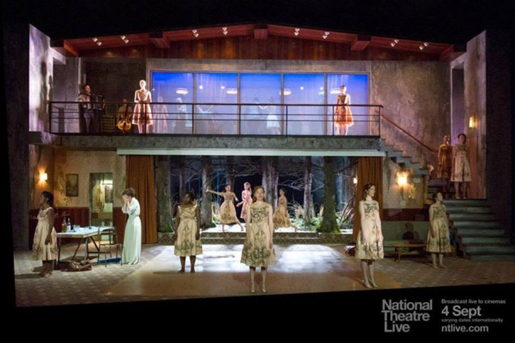Medea - National Theatre - (c) Richard Hubert Smith.