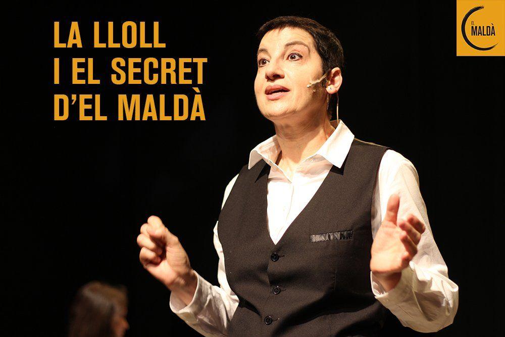 La Lloll i el secret del Maldà