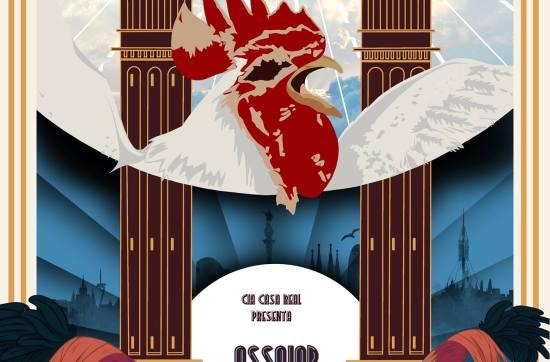 Assajar és de covards - La Gala - (c) Rosita Valdivia