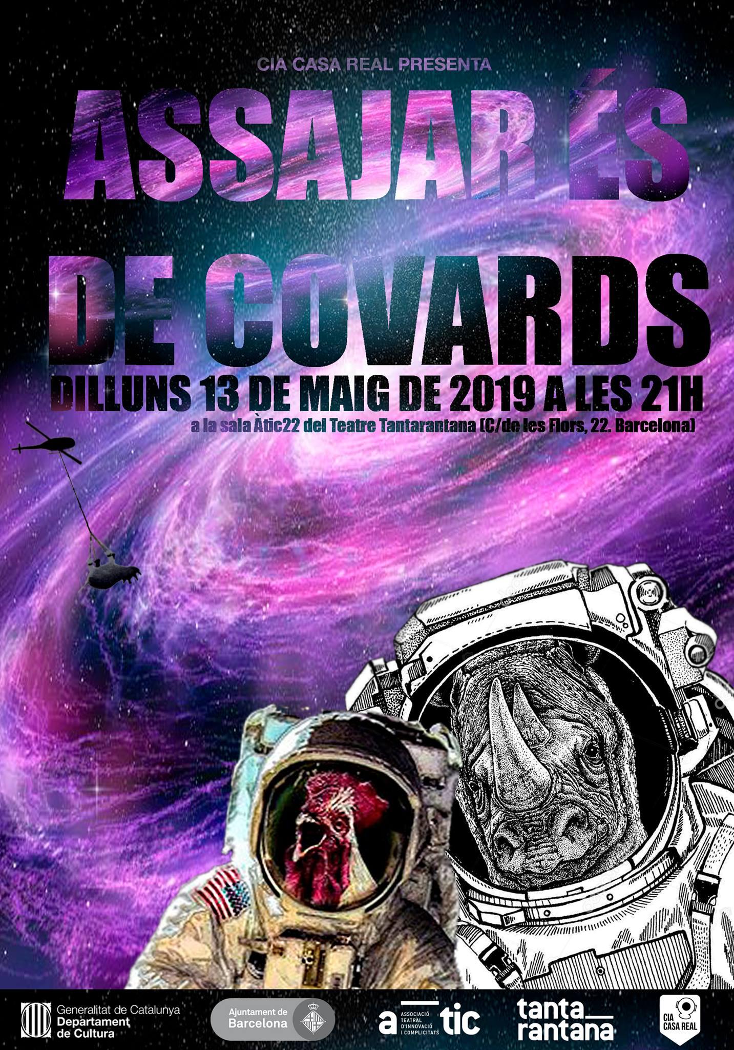 Assajar és de covards - #quevienenloscomunistaspollo