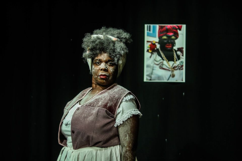 Blackface - (c) Heidi Ramirez