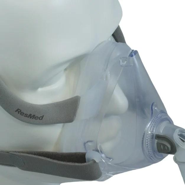 resmed airfit f10 full face maske
