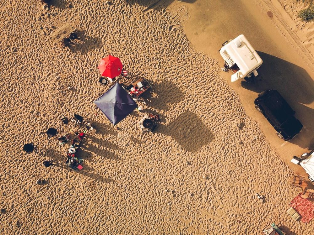 Thornhill Broome Beach Campground photos