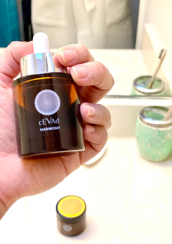 cEVAd cbd tincture for anxiety and pain