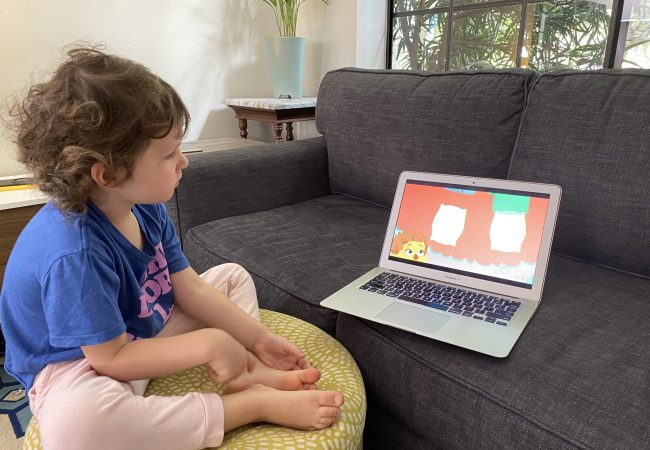 Tips for Getting Through Covid-19 Safer-At-Home with Toddlers