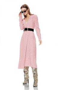 AFRMCaley-Midi-Dress