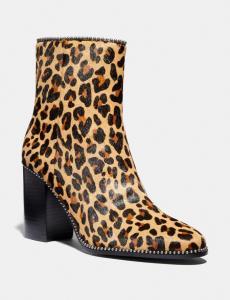 Coach Leopard Print Shoes WP
