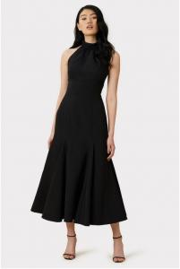 Milly Cady Penelope High Neck Dress
