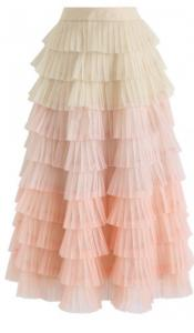 Semi-formal-chicwish-skirt