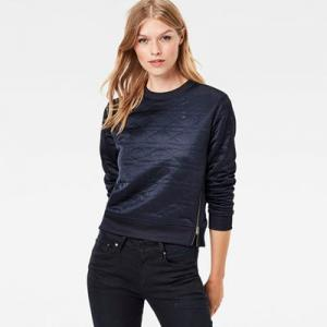 Zip-Closure Sweatshirt; G-star, $72 (Favorite Brand)