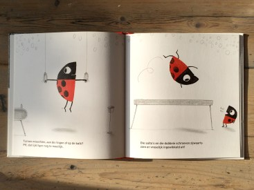 Igor Stippelkampioen boek prentenboek kinderboek lezen voorlezen somoiso