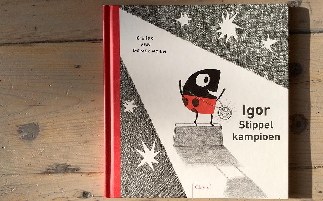 Kinderboek van de week: Igor Stippelkampioen