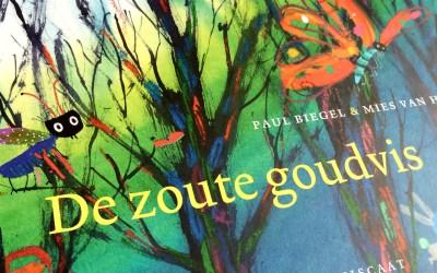 Kinderboek van de week: De zoute goudvis