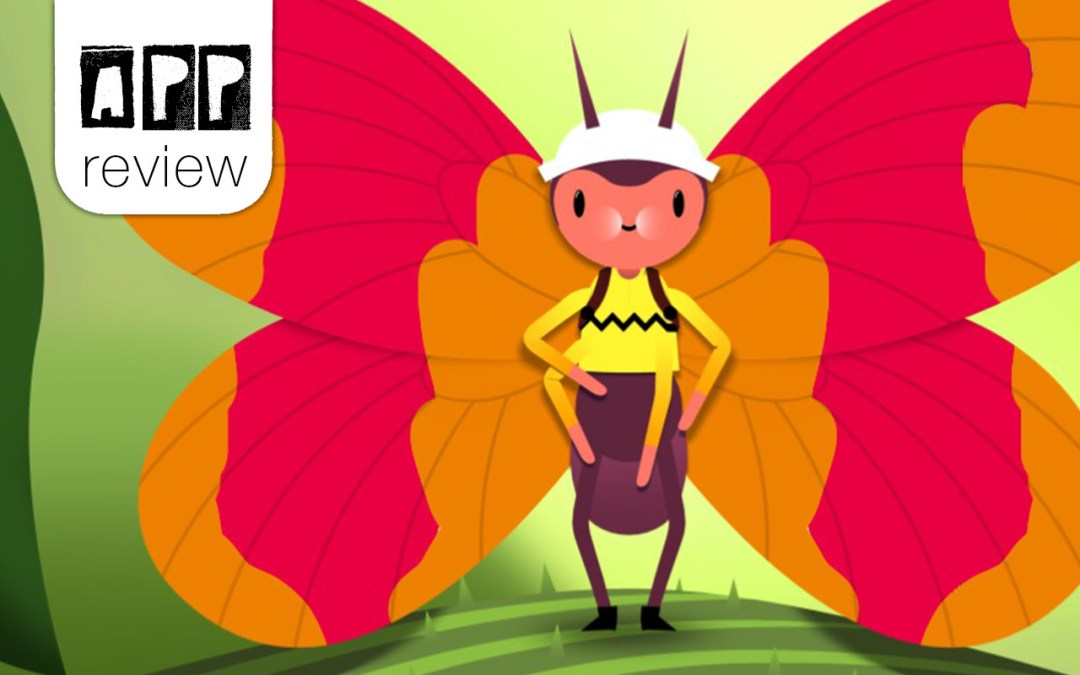 App review: Paint my wings