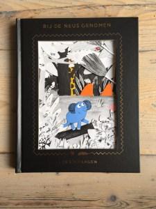 Loes riphagen bij de neus genomen kinderboek recensie somoiso hanneke van der meer