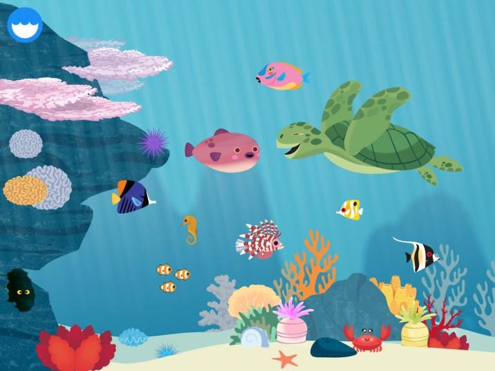 MarcoPolo Ocean kinderen ontdekken app tablet app review