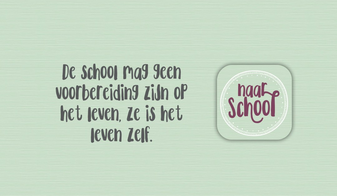 Naar School