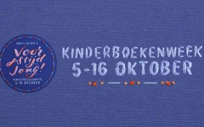 Kinderboekenweek 2016: Voor altijd jong