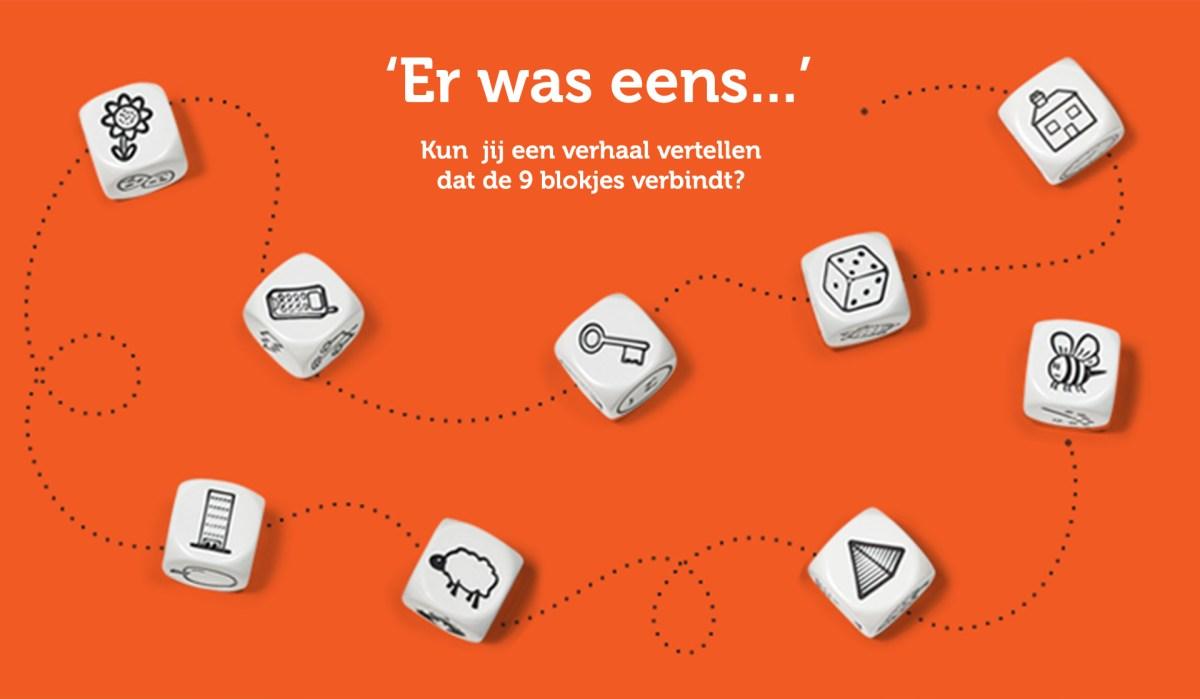 Story Cubes: dobbel je verhaal